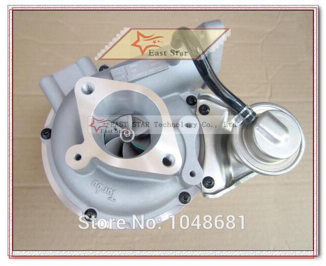 RHF4H 14411-VK500 Turbine VB420058 Turbocompresseur pour NISSAN Navara 2.5L DI X-Trail 2001-03 DI 2,2 L MD22 133HP YD22ETI 136HP
