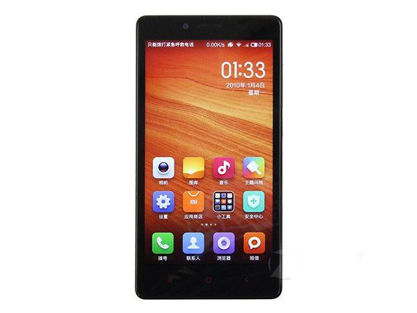 Original Xiaomi Redmi Hinweis Handy MTK MT6592 Quad Core 2 GB RAM 8 GB ROM 5.5 Zoll IPS 13.0MP Android LTE Telefon