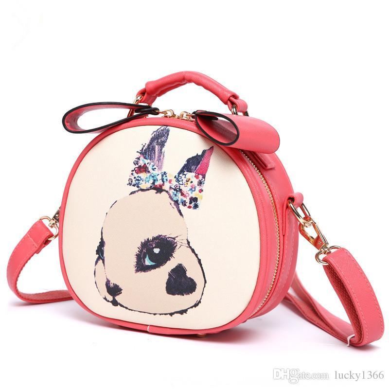 Hot Fashion printing Shoulder Bag Cosmetic Bag New Women Makeup Organizer Storage Bag Case