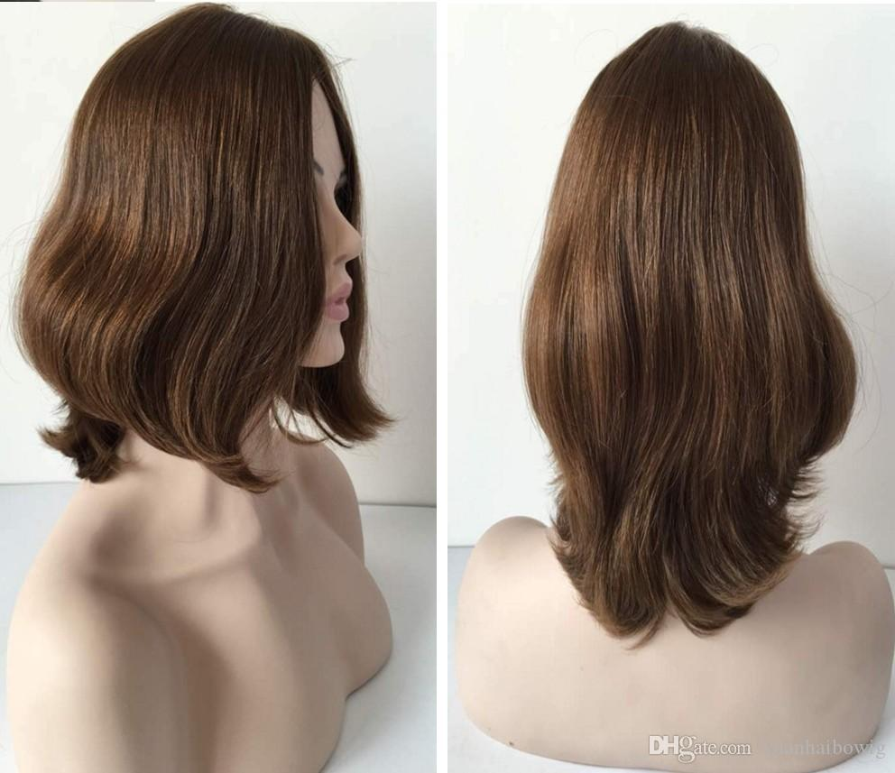 Best European Human Hair Color 8 Best Sheitels 4x4 Silk Top Kosher Wigs Finest Virgin Russian Hair Jewish Wigs Capless Wigs Full Lace Front Lace From Yuanhaibowig 100 51 Dhgate Com