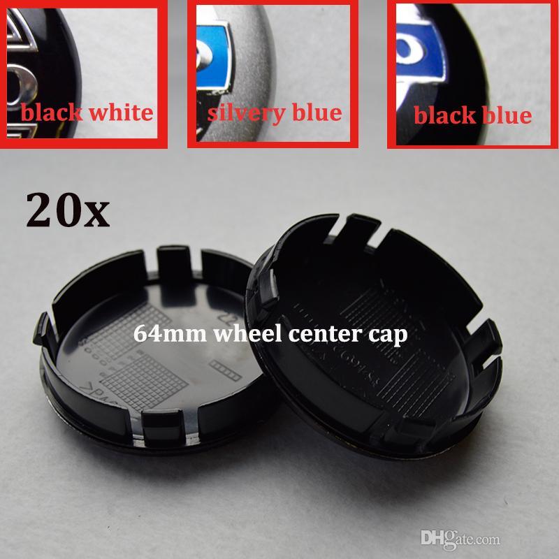 20pcs set 64mm ABS car wheel center hub caps car emblem caps for VOLVO XC90 XC70 XC60 V40 V50 V60 V70 V90 S40 v50 car badge emblem styling