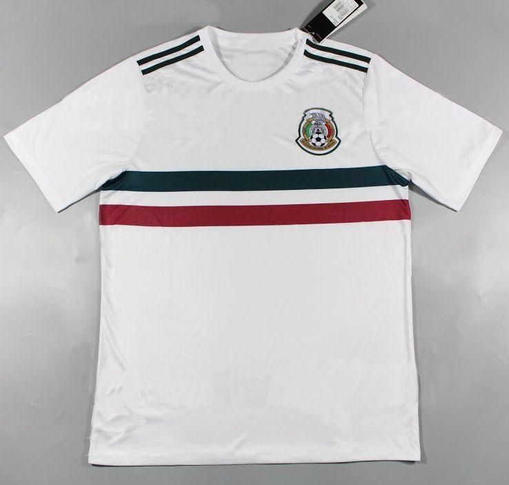 Jersey White Chicharito Hernandez