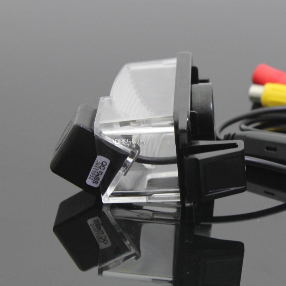 Caméra arrière pour caméra CC / RCD de stationnement à l'arrière de la voiture Nissan Fairlady Z / OEM OEM