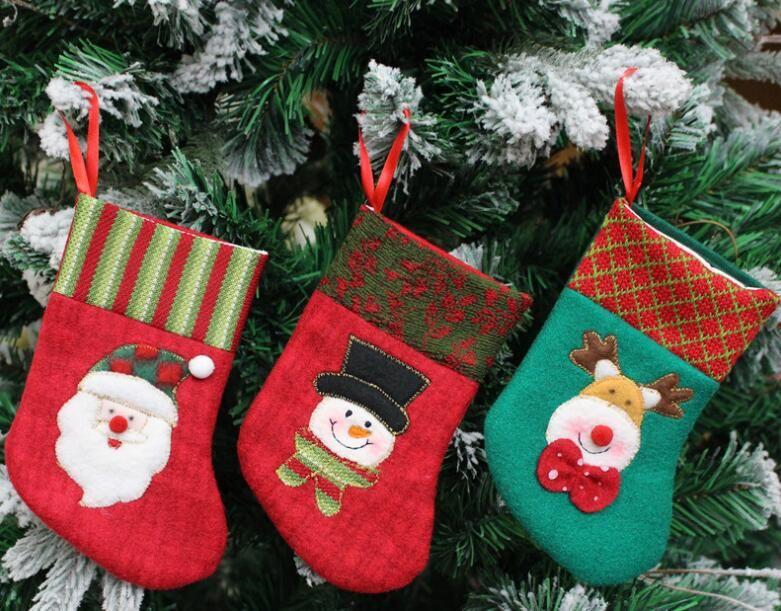 Cotton Christmas Ribbon Noel Decor Ornaments Party Xmas Craft /& Supplies MultiColor Canvas Pattern