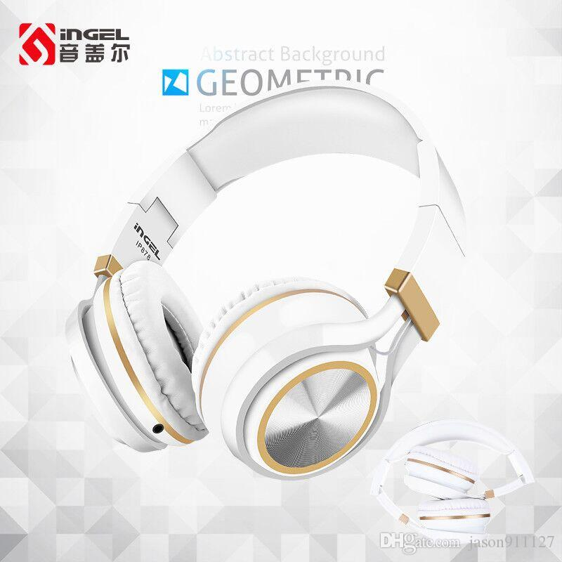 Adjustable 3.5mm Sport Headphone Game Gaming Headphones Headset Low Bass Stereo with Mic Wired for PC Laptop Computer