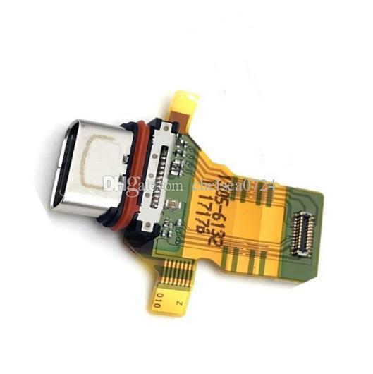 Первоначально новая для SONY XZP XZ Премиум E5563 XZP G8142 USB Dock Connector зарядный порт Flex кабель