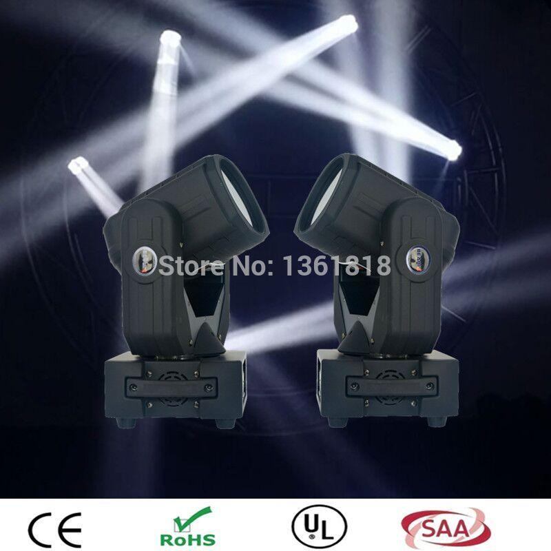 (2pcs/lot) Super Beam 4x25W LED moving head beam light for Bar effect led stage lighting
