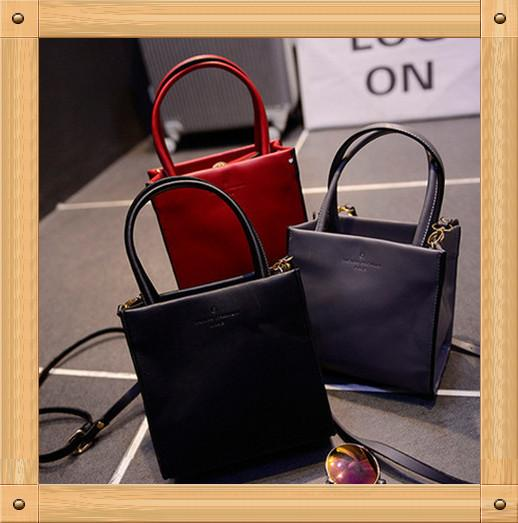 Wholesale- Free shipping Cheap new 2015 women mini trunk fresh solid hasp tote bag woman handbag bolsa de festa sacoche femme 49