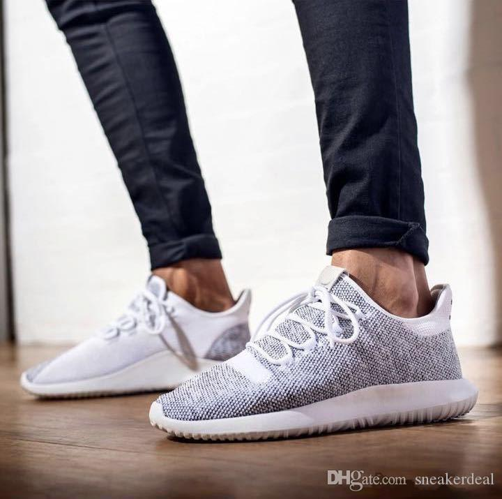 Junior Tubular Shadow Trainer Bluewater £39.99
