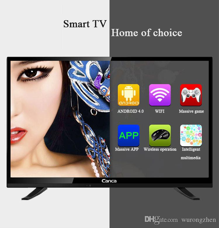 39 Inch Tv Smart Android 4.4 Operating System Lcd Hdtv With Base ...