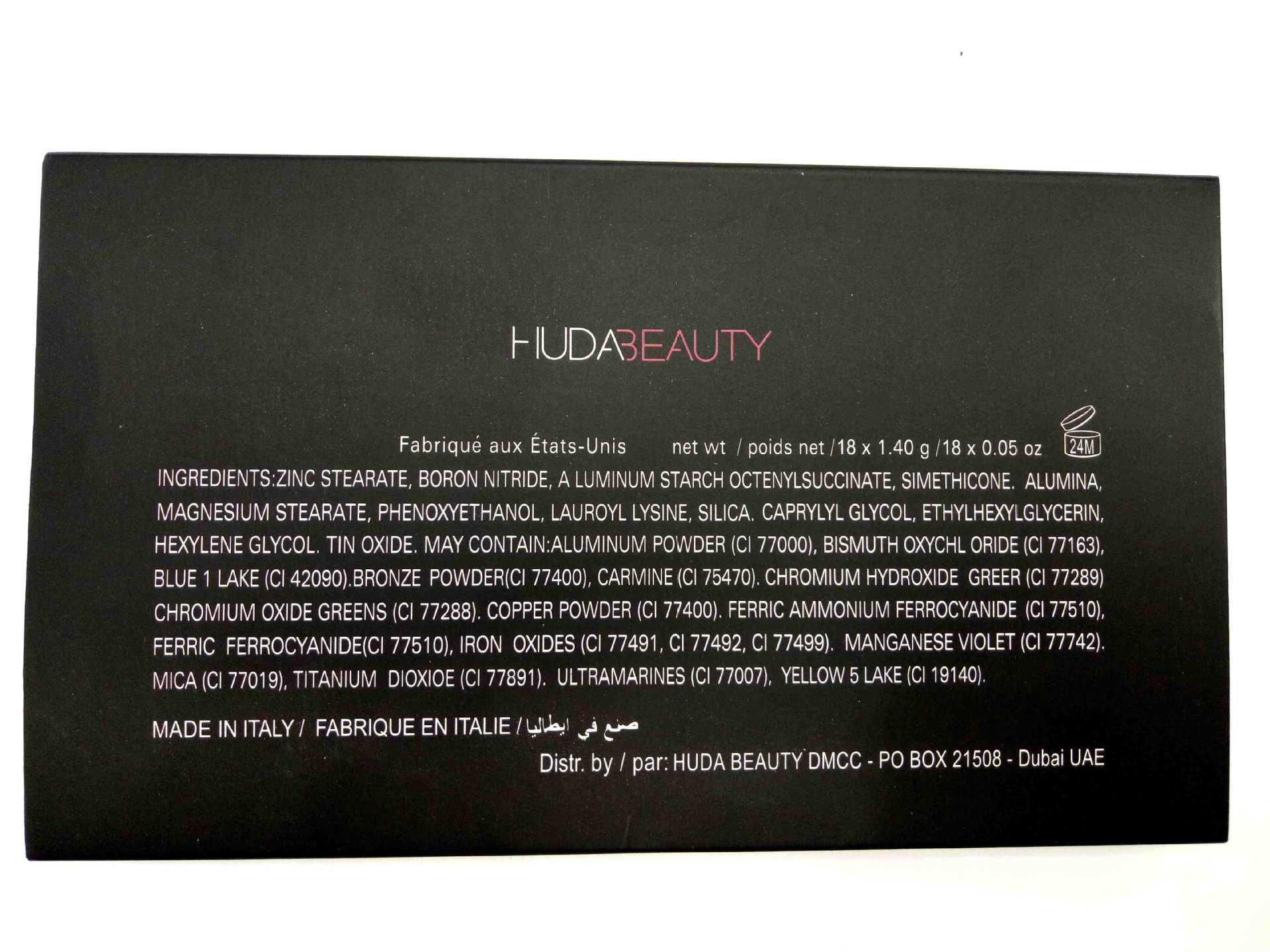 2017 New Brand Beauty Eyeshadow Palette Eyeshadow Matte Shimmer
