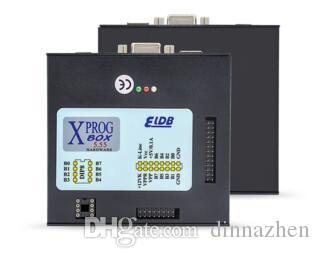 Nuovo arrivo ultima versione Xprog-M Box V5.50 xprog-box 5.50 ECU Programmatore HOT spedizione gratuita