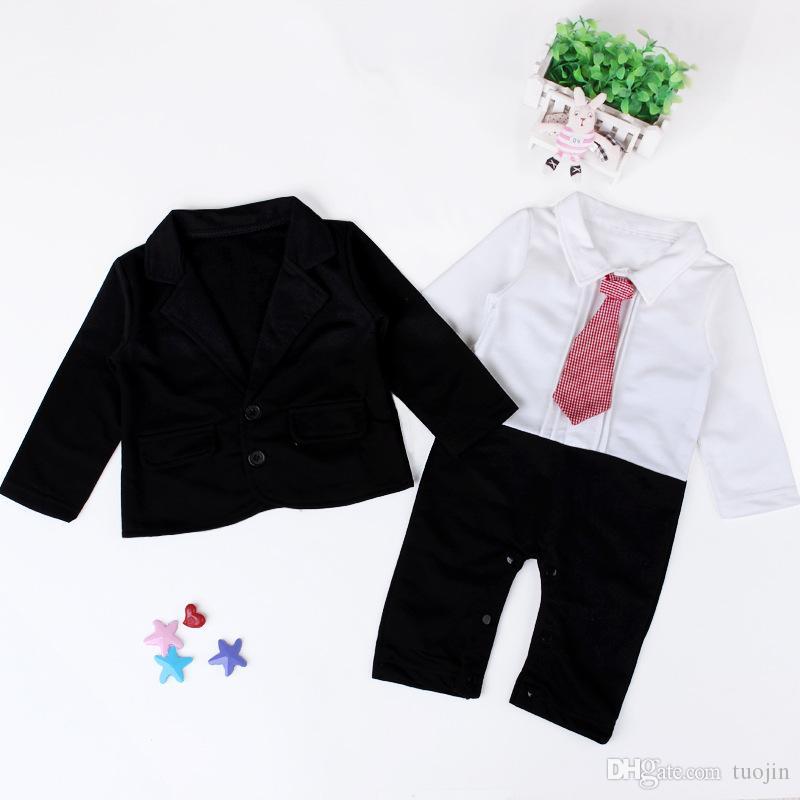 nuevos juegos de ropa para bebs otoo mangas completas abrigo y monos chupetes piezas ropa