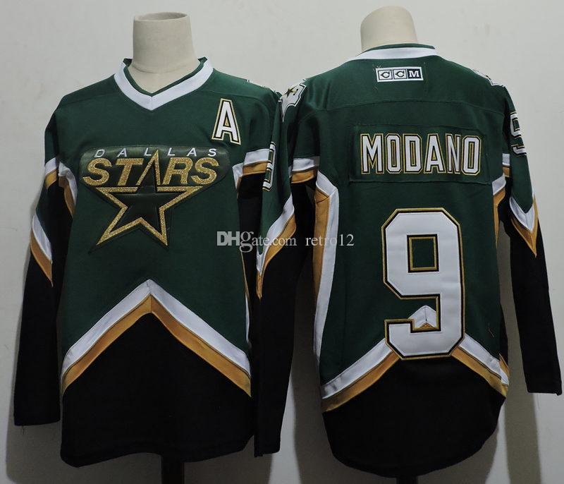 the best attitude d03a8 6080c dallas stars jersey retro
