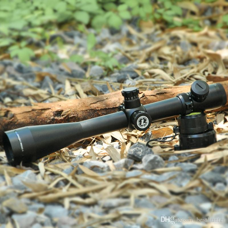 Leupold MARK 4 6 24X50 M1 Tactical Rifle Scope Hunting Optics Scope Red And  Green Dot Fiber Reticle Long Eye Relief Rifle Scopes Birding Scopes Long