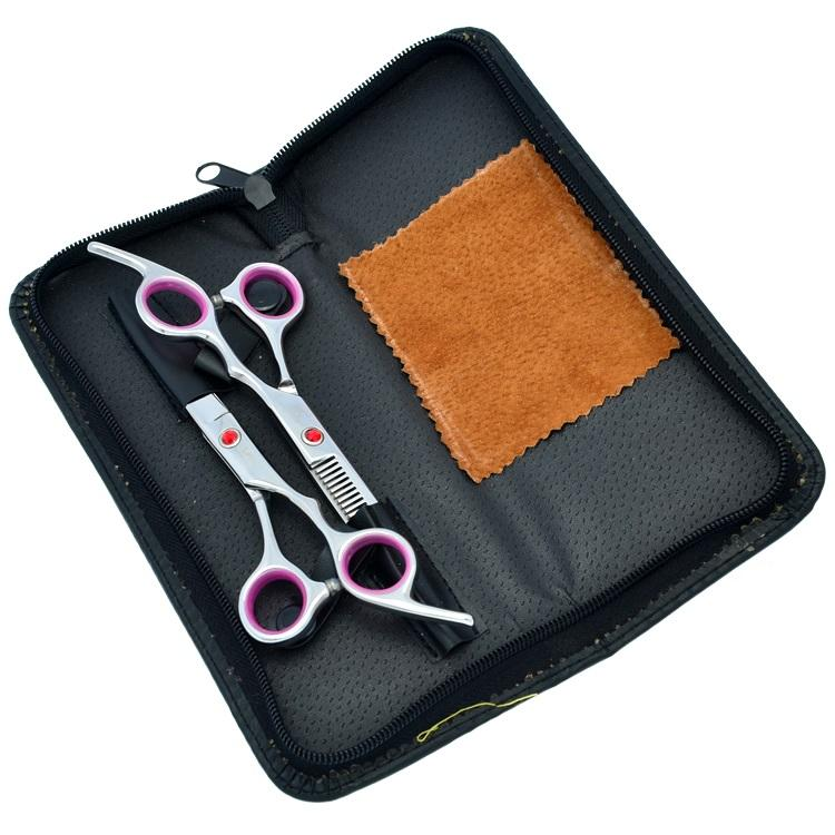 6.0Inch VS Hairdressing Salon Barber Scissors Hair Cutting Scissors Thinning Shears Set Barber Salon JP440C Styling Tool Razor ,LZS0118