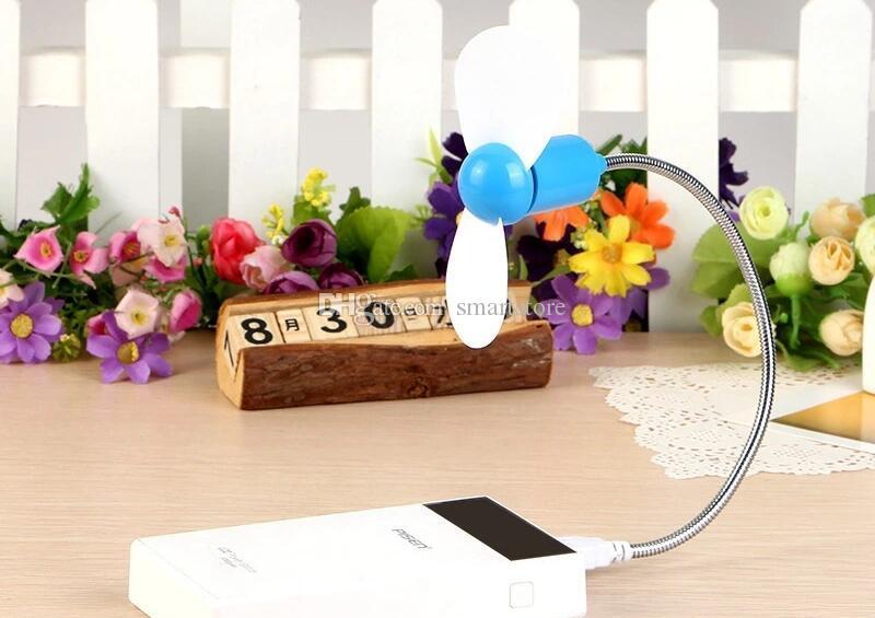 200pcs flessibile metallo USB mini raffreddamento dispositivo di raffreddamento per computer desktop notebook portatile spedizione gratuita 0001