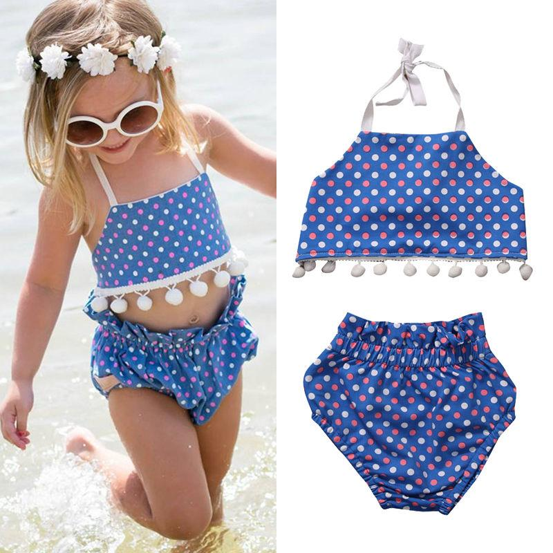32c26386ce Lovely baby girl beach bikini swimwear. Made with high quality spandex and  polyester.A great gift for your baby.Hoping you could choose your best love  ...