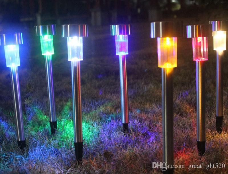 Luces de jardin pack luces jardn luces de jardin solares - Luces solares jardin ...