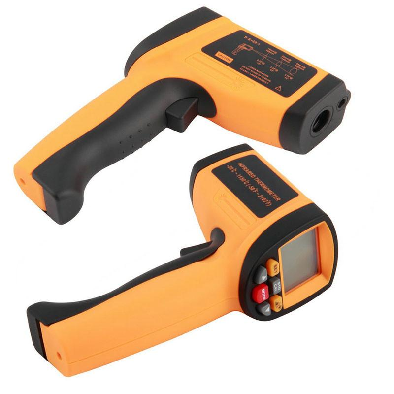 Infrared thermometer GM1150 (8)