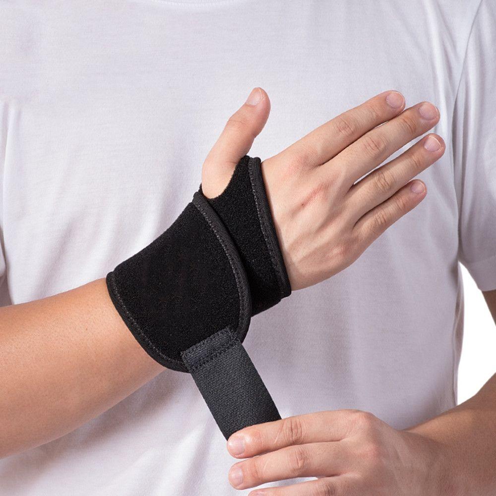 Тренировочные упражнения браслет запястье обертывания повязку руки скобка ремень протектор бесплатная доставка