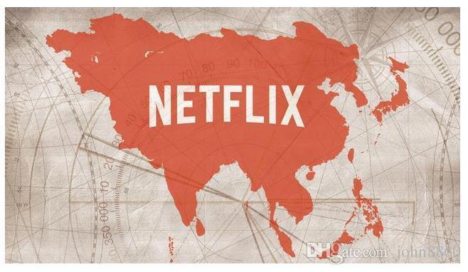 글로벌 Nteflix 계정 판매 TV 3months Lifelong 4K + HD - 빠른 배달