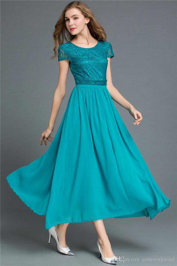 2016 best selling cheap boho bridesmaid dresses prom dresses for ...