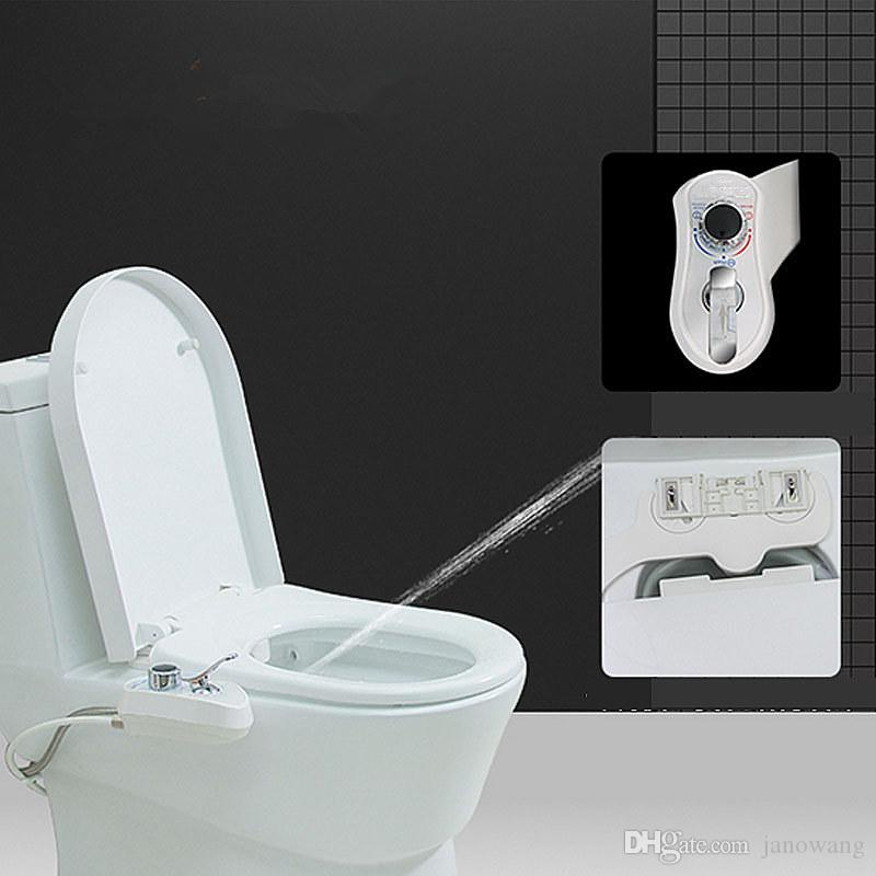 Admirable 2019 Female Buttocks Ass Flusher No Electricity Abs Toilet Seat Shower Bidet High Grade General Intelligent Bidet J16663 From Janowang 64 04 Pabps2019 Chair Design Images Pabps2019Com