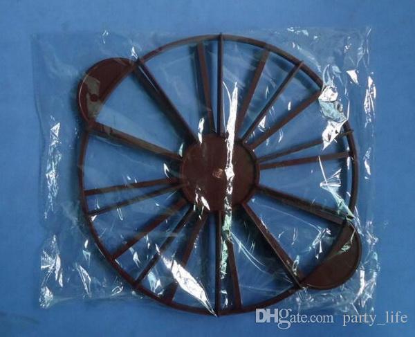 5pcs/lot, Round Plastic ABS 12-16 Slicers Pie Slicer Cake Dividers Cake Marker , Ateco Portion Cake Marker