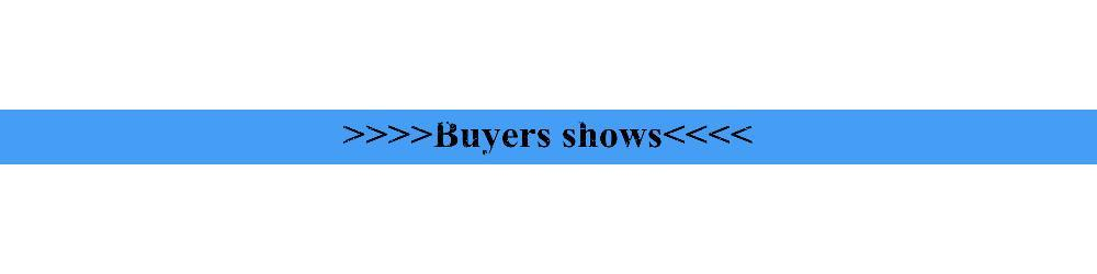 buyers shows