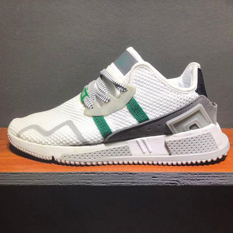 Adidas Mens EQT 93 Equipment Berlin Marathon LTD Navy/Ice Blue