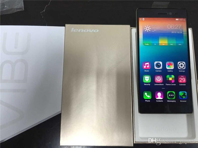 Best Lenovo Vibe X2 Pro PT5 Cell Phone Android 4 4 Snapdragon 615 Octa Core  1 5GHz 5 3'' 1920x1080 FHD 2GB RAM 16GB ROM 13MP Camera Android Best