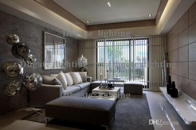 ... Kreative Spiegelkugelständer Moderne Stilvolle Minimalist Spiegelkugel  Stehleuchte Wohnzimmer Schlafzimmer Mall Büro Stehleuchte ...
