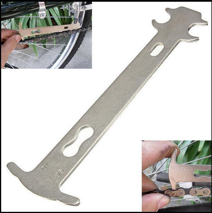 Fahrrad Bike Checker Verschleißanzeige Messwerkzeug Universalwerkzeug