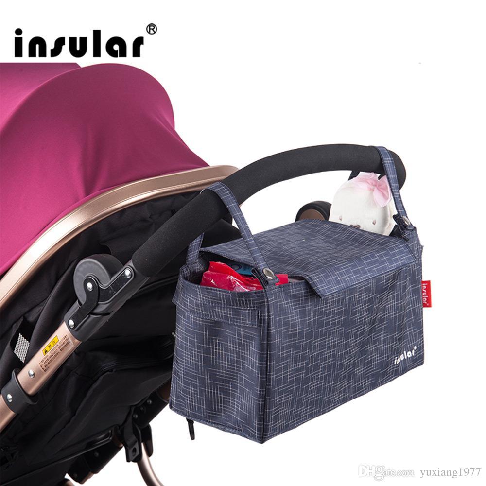 الجملة متعددة الوظائف حفاضات الطفل حقيبة Waterppf الطفل حقيبة منظم