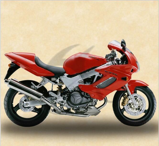 3 regali gratuiti Carene per Honda VTR1000F 97 98 99 00 01 02 03 04 05 VTR1000F 1997 2005 ABS Kit carenatura per carrozzeria Carrozzeria rosso AZ5