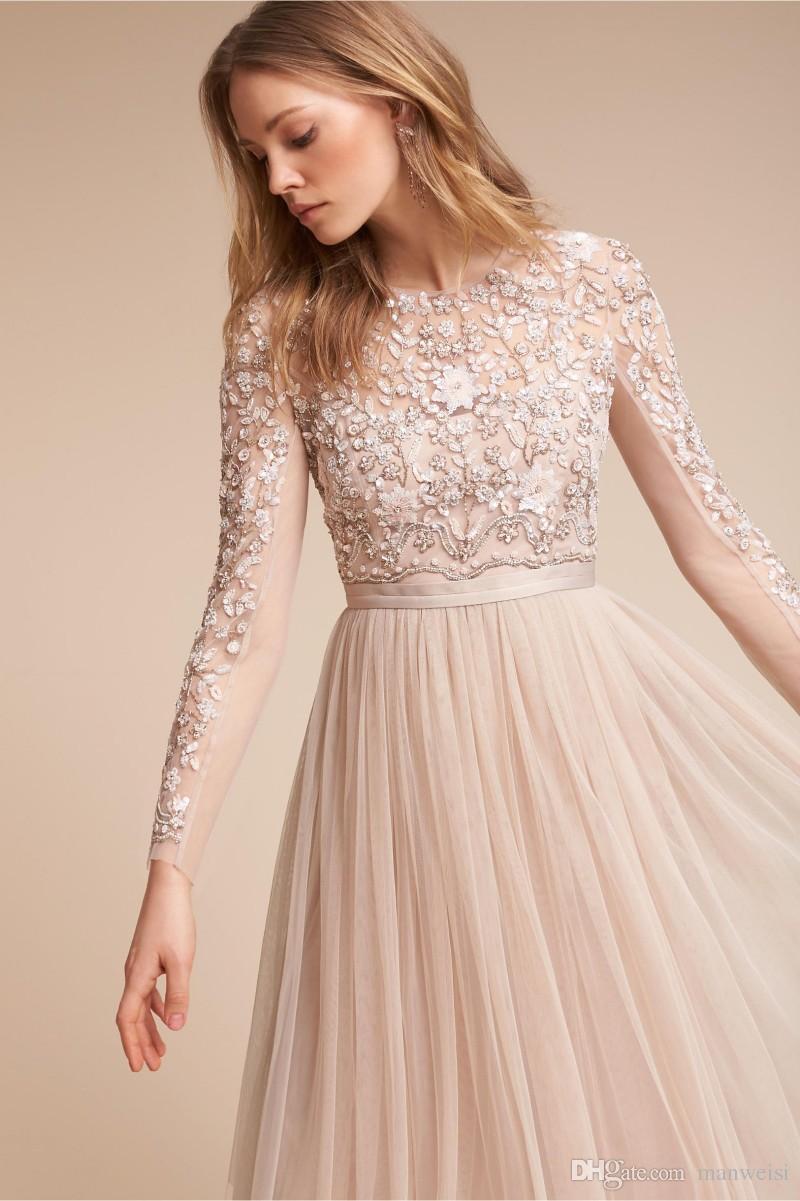 2019 Beads 2019 Bridal Jacket Long Sleeve Bride Coat Lace Appliqued Jackets Wedding Capes Wraps Bolero Jacket Wedding Dress Wraps Plus Size From