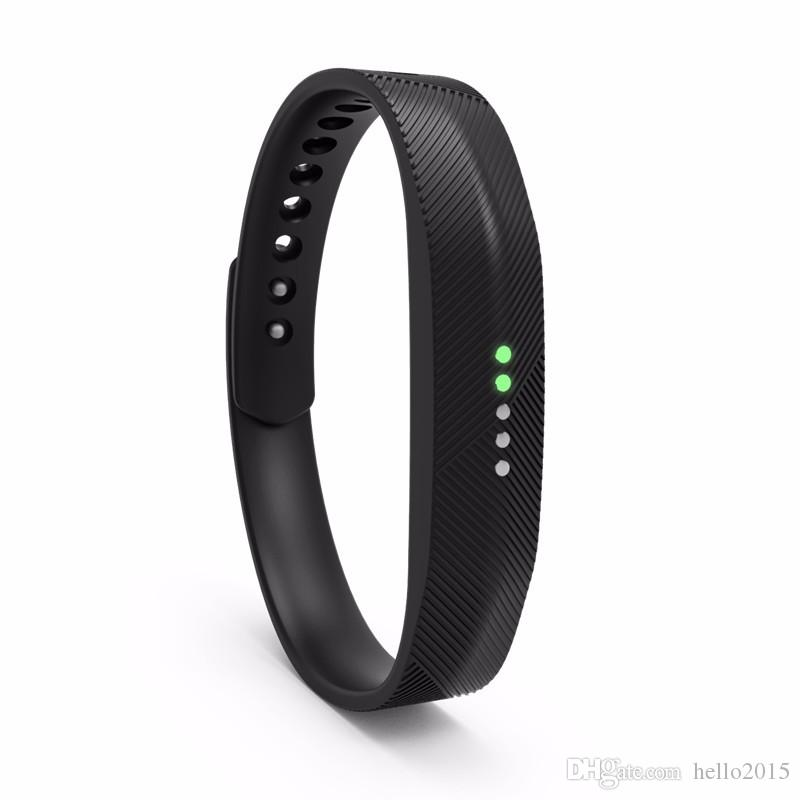 Silicone Replacement Rubber Band for Fitbit Flex 2 Bracelet Wrist Strap High Quality Free Shipping