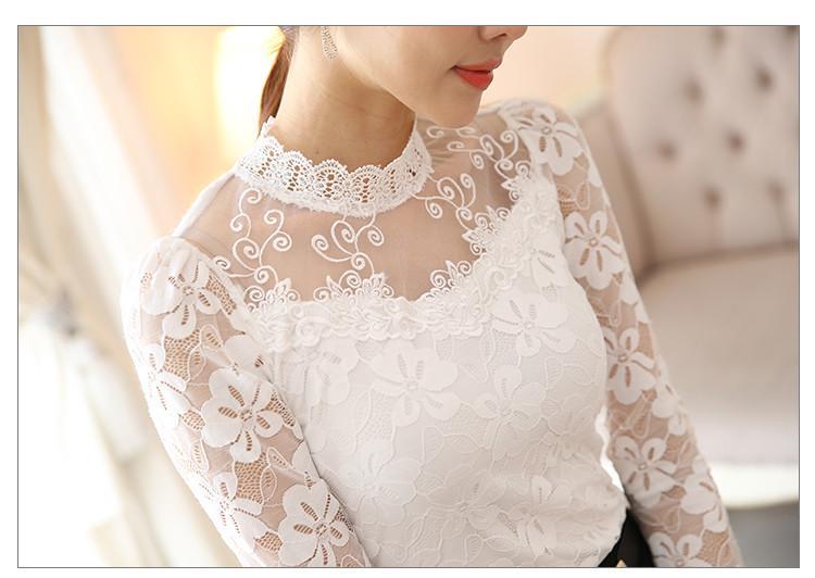 lace blouse 533