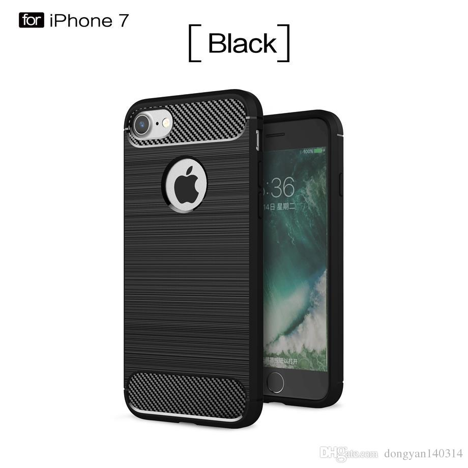 cover iphone 7 carbon