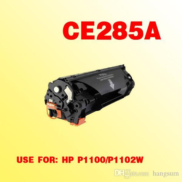 285A CE285A 85A cartucho de tóner compatible para HP P1100 / P1102W