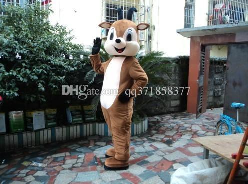 2017 новый овец костюм талисмана взрослых размер Хэллоуин коза костюм талисмана Бесплатная доставка