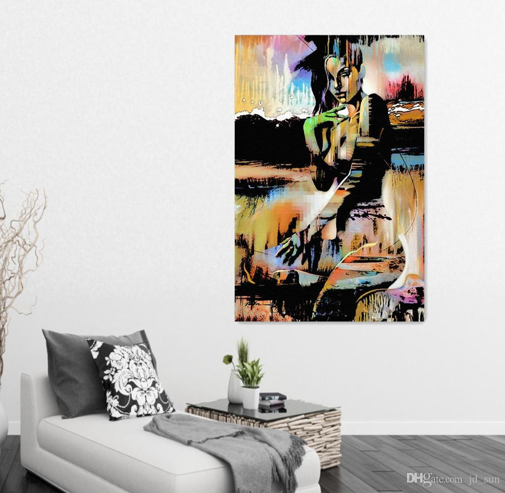 canvas wars paintings decor wall art hd star oil stretch print on painting pin original no