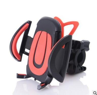 Universal Bike Bicycle Motorcycle Impermeable Funda para teléfono celular Bolsa Soporte para soporte de manillar Soporte para iPhone6 5 Samsung Smartphone