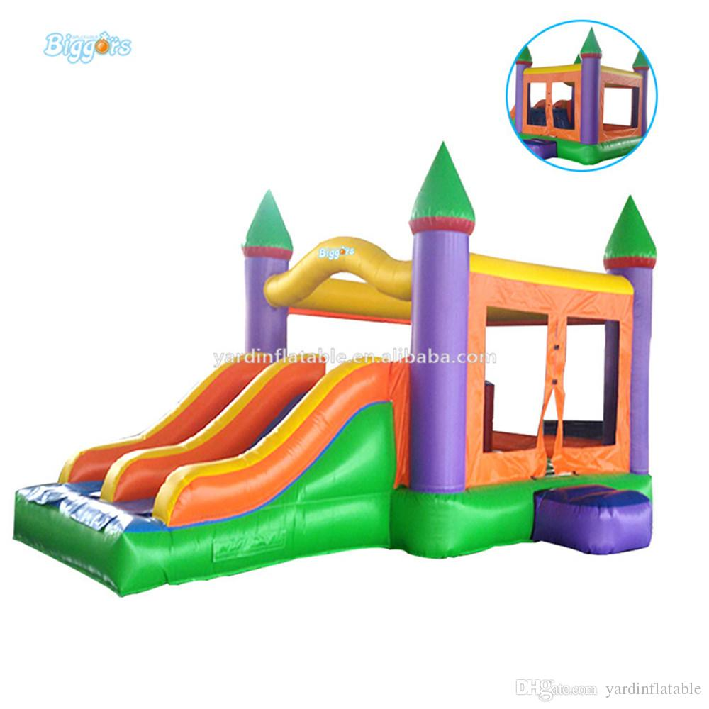Factory Price EN71 AND EN14960 Certificted Cheap Outdoor Bounce Castle Bouncy Castle Prices With CE Blowers