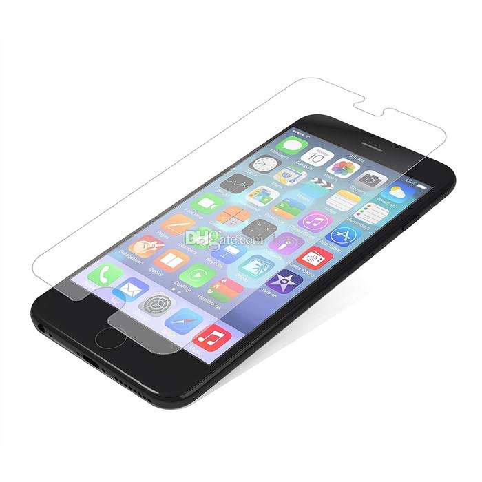 For iPhone 7P 7 SE 6 6s 5s 4s tempered glass film 2.5d screen protector temper glass film