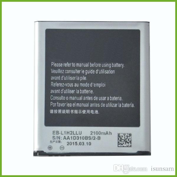 marchio interno 3.8V nuova batteria 2100mAh batteria mobile S3 per Samsung S3 EB-L1H2LLU