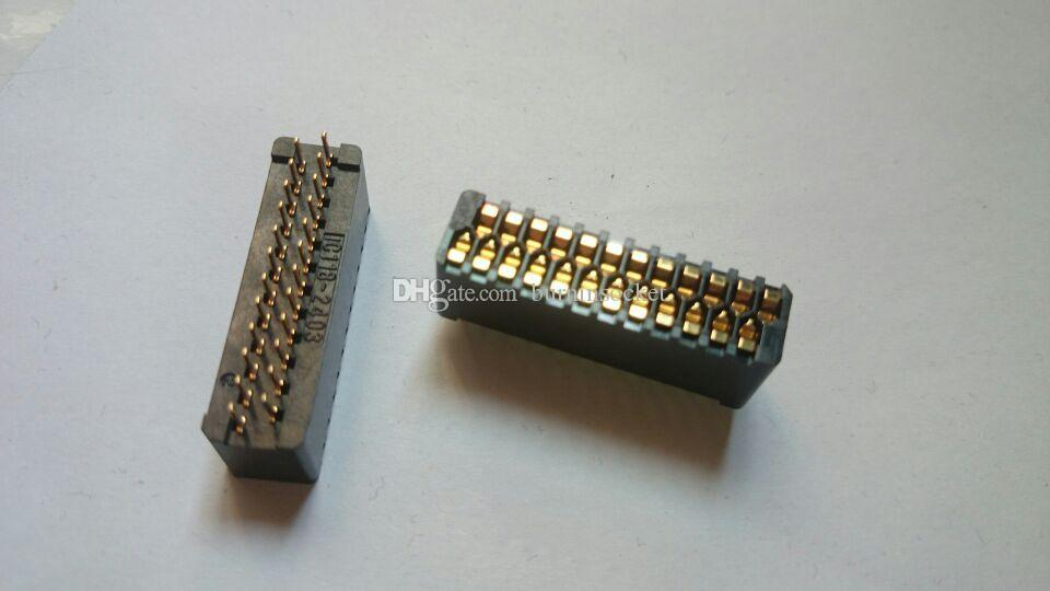 YAMAICHI ZIP24PIN IC TEST SOCKET IC118-2403-G4 ÇORAPDA BURN