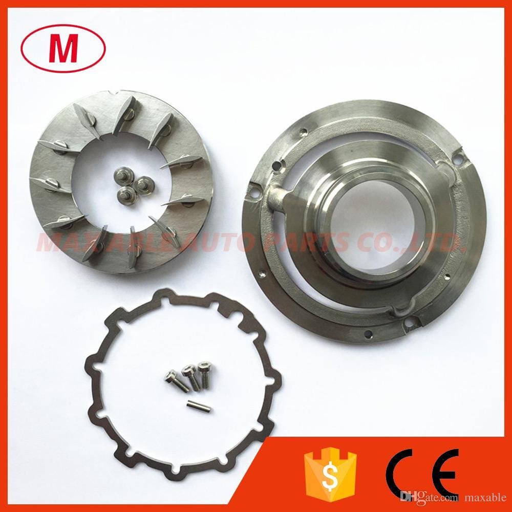 Turbo Turbocompresor boquilla anillo con base GTB1749V 787556-0016 787556-5017S BK3Q6K682PC BK3Q6K682PB BK3Q6K682CB 1717628 1719695
