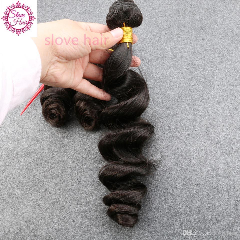 Cheap Brazilian Aunty Funmi Virgin Hair Unprocessed 3 Bundles Deals Bouncy Curly Hair Extensions Short Curly Human Hair Weavel